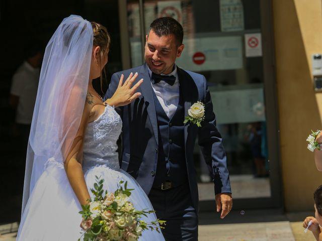 Le mariage de Benjamin et Jennifer à Gallargues le Montueux, Gard 64