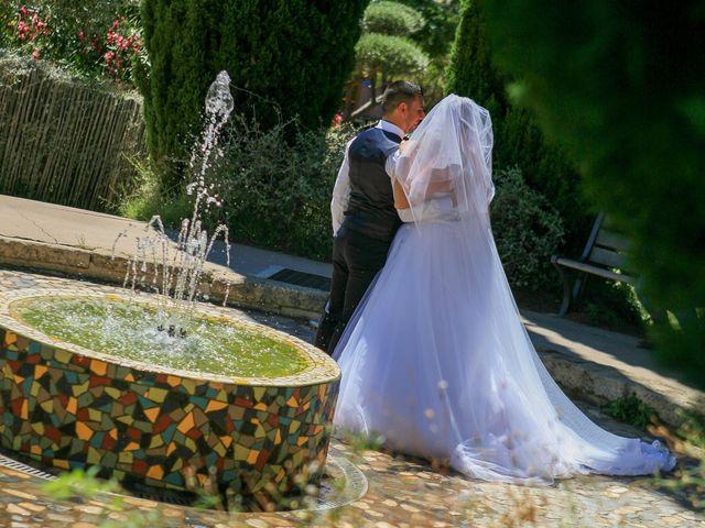 Le mariage de Benjamin et Jennifer à Gallargues le Montueux, Gard 69
