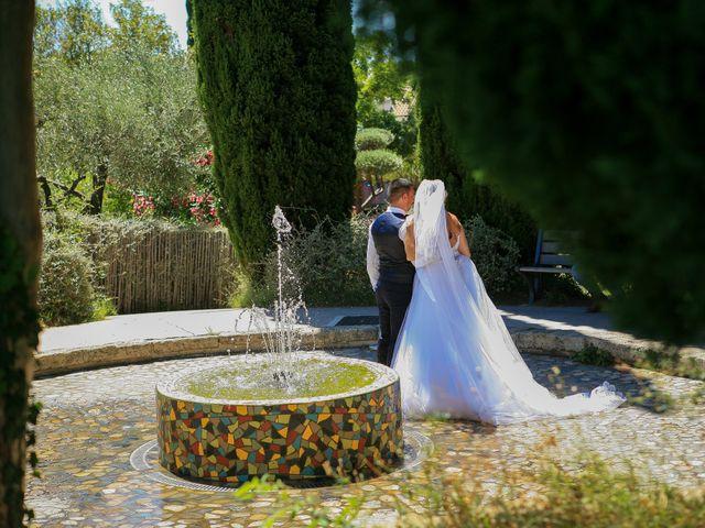 Le mariage de Benjamin et Jennifer à Gallargues le Montueux, Gard 70