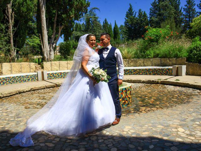 Le mariage de Benjamin et Jennifer à Gallargues le Montueux, Gard 71