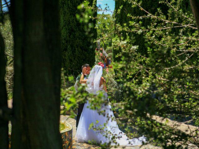 Le mariage de Benjamin et Jennifer à Gallargues le Montueux, Gard 72