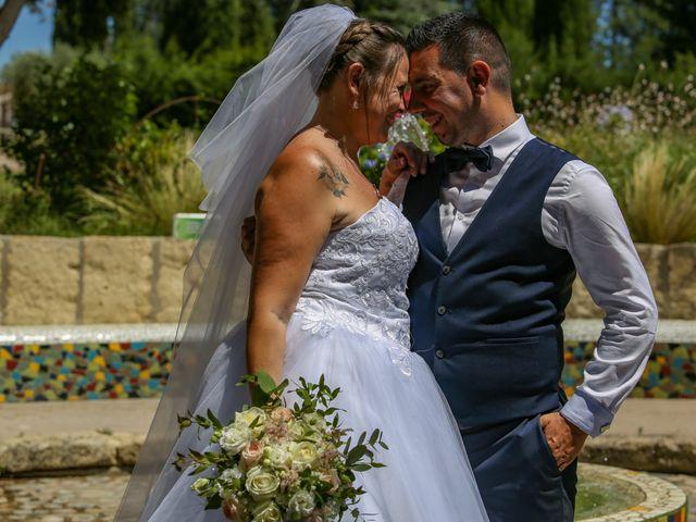 Le mariage de Benjamin et Jennifer à Gallargues le Montueux, Gard 76