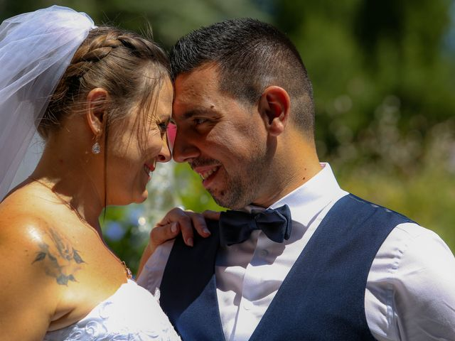 Le mariage de Benjamin et Jennifer à Gallargues le Montueux, Gard 78