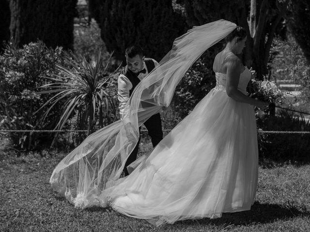 Le mariage de Benjamin et Jennifer à Gallargues le Montueux, Gard 82
