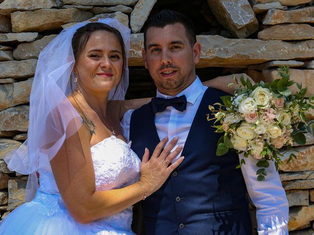 Le mariage de Benjamin et Jennifer à Gallargues le Montueux, Gard 89