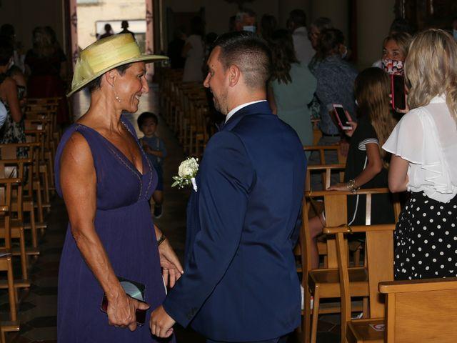 Le mariage de Benjamin et Jennifer à Gallargues le Montueux, Gard 91