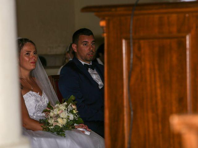 Le mariage de Benjamin et Jennifer à Gallargues le Montueux, Gard 93
