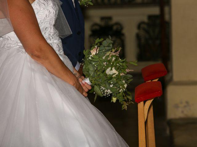 Le mariage de Benjamin et Jennifer à Gallargues le Montueux, Gard 95