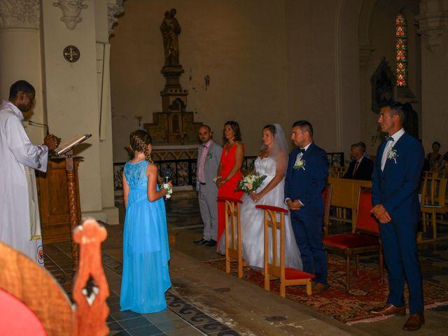 Le mariage de Benjamin et Jennifer à Gallargues le Montueux, Gard 96
