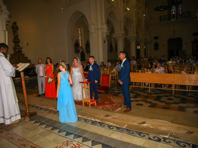Le mariage de Benjamin et Jennifer à Gallargues le Montueux, Gard 97