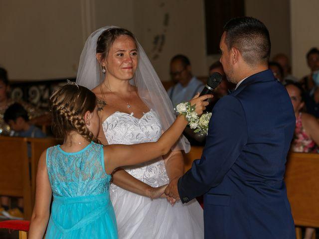 Le mariage de Benjamin et Jennifer à Gallargues le Montueux, Gard 98