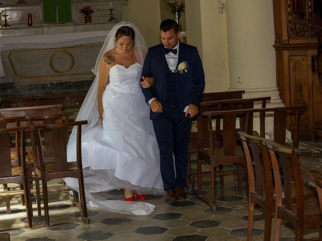 Le mariage de Benjamin et Jennifer à Gallargues le Montueux, Gard 99