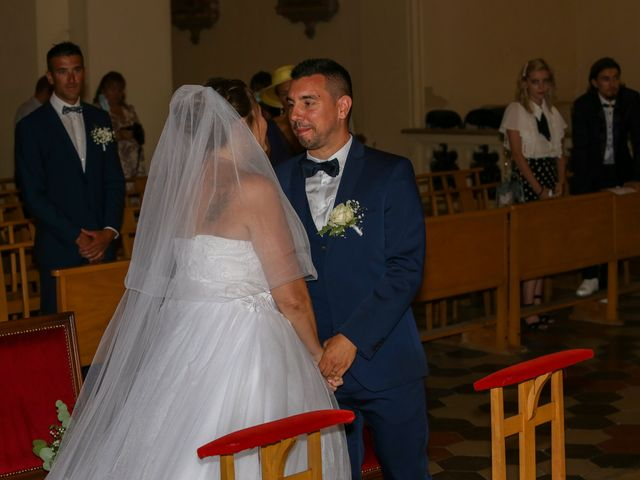 Le mariage de Benjamin et Jennifer à Gallargues le Montueux, Gard 102