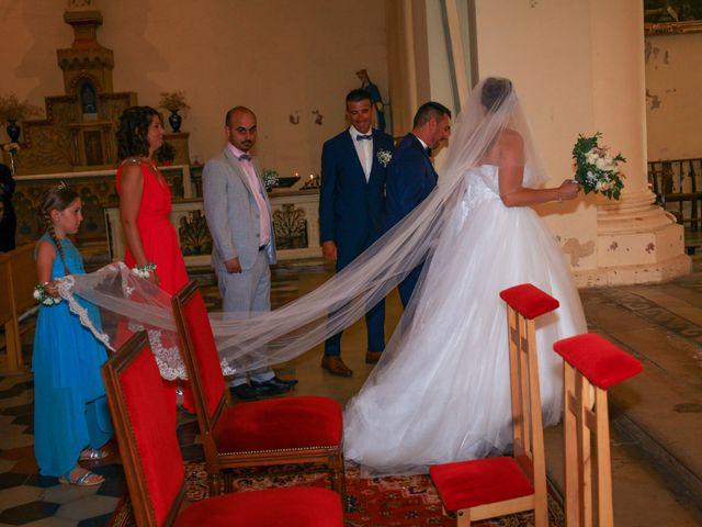 Le mariage de Benjamin et Jennifer à Gallargues le Montueux, Gard 104