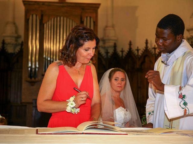 Le mariage de Benjamin et Jennifer à Gallargues le Montueux, Gard 105