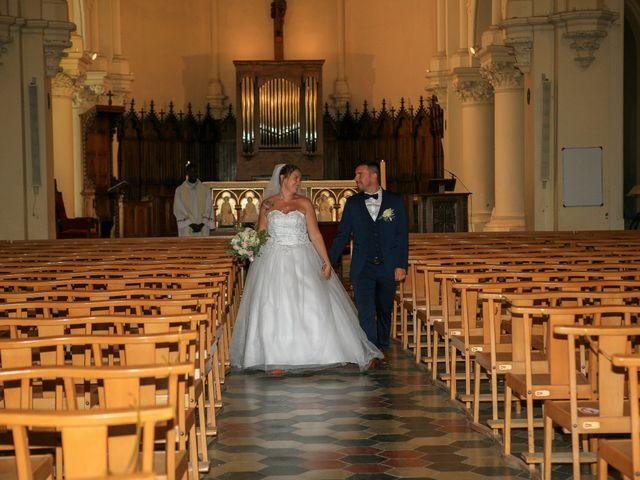 Le mariage de Benjamin et Jennifer à Gallargues le Montueux, Gard 107