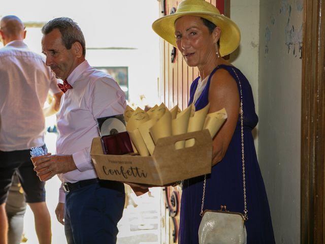 Le mariage de Benjamin et Jennifer à Gallargues le Montueux, Gard 108