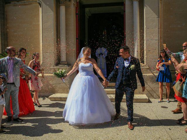 Le mariage de Benjamin et Jennifer à Gallargues le Montueux, Gard 109