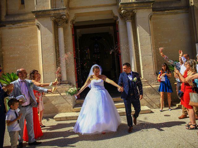 Le mariage de Benjamin et Jennifer à Gallargues le Montueux, Gard 111