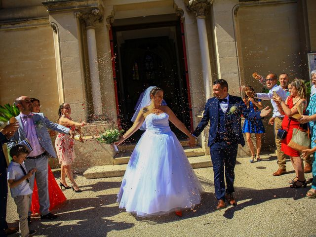 Le mariage de Benjamin et Jennifer à Gallargues le Montueux, Gard 113