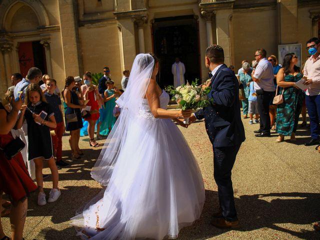 Le mariage de Benjamin et Jennifer à Gallargues le Montueux, Gard 118