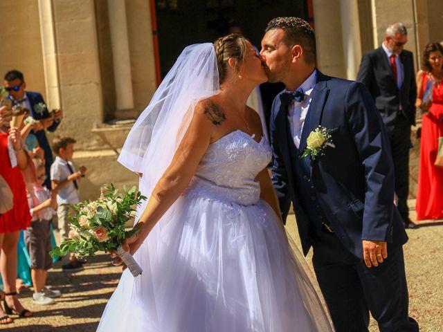 Le mariage de Benjamin et Jennifer à Gallargues le Montueux, Gard 120