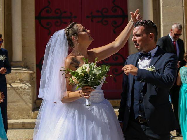 Le mariage de Benjamin et Jennifer à Gallargues le Montueux, Gard 121