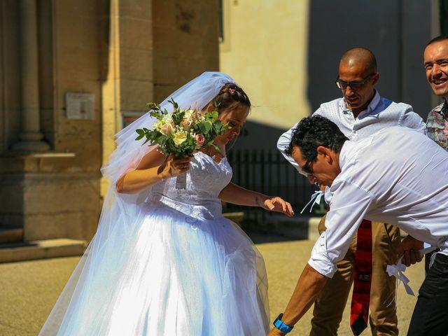 Le mariage de Benjamin et Jennifer à Gallargues le Montueux, Gard 122