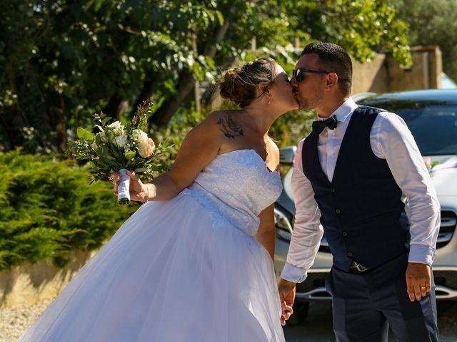 Le mariage de Benjamin et Jennifer à Gallargues le Montueux, Gard 130