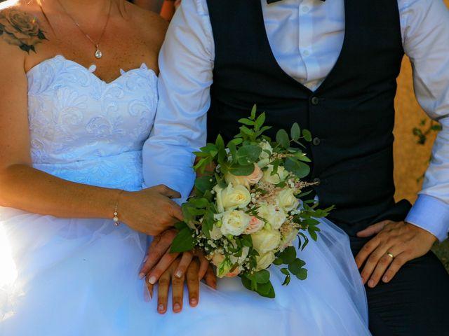Le mariage de Benjamin et Jennifer à Gallargues le Montueux, Gard 146