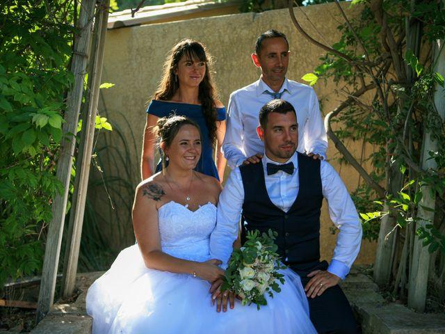 Le mariage de Benjamin et Jennifer à Gallargues le Montueux, Gard 147