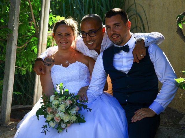 Le mariage de Benjamin et Jennifer à Gallargues le Montueux, Gard 148