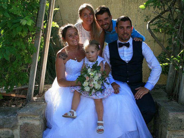 Le mariage de Benjamin et Jennifer à Gallargues le Montueux, Gard 149