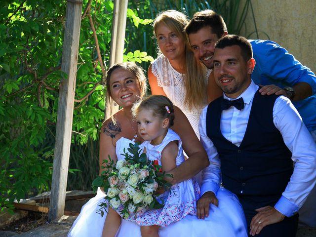 Le mariage de Benjamin et Jennifer à Gallargues le Montueux, Gard 150