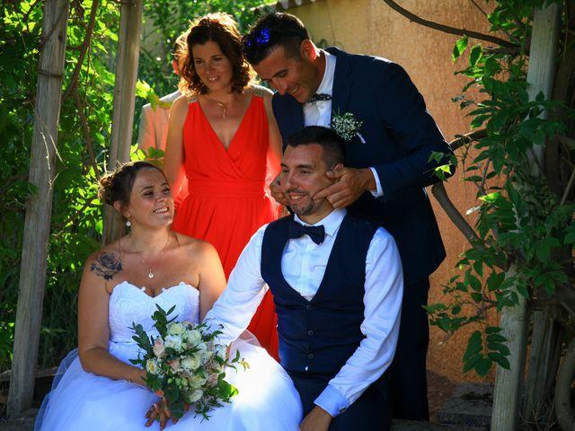 Le mariage de Benjamin et Jennifer à Gallargues le Montueux, Gard 152