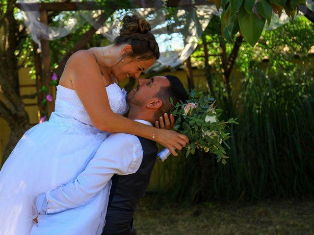 Le mariage de Benjamin et Jennifer à Gallargues le Montueux, Gard 153