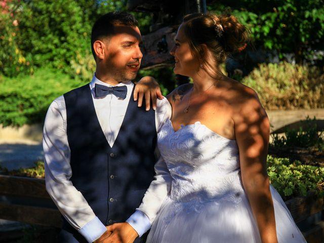 Le mariage de Benjamin et Jennifer à Gallargues le Montueux, Gard 156