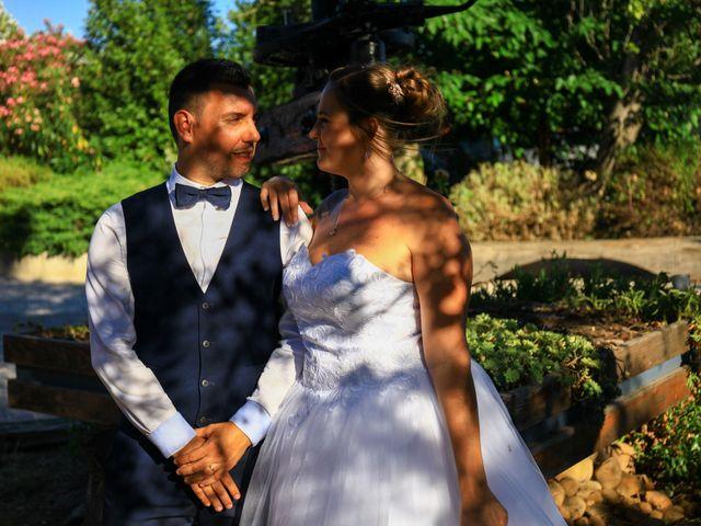 Le mariage de Benjamin et Jennifer à Gallargues le Montueux, Gard 158