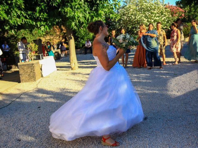 Le mariage de Benjamin et Jennifer à Gallargues le Montueux, Gard 168