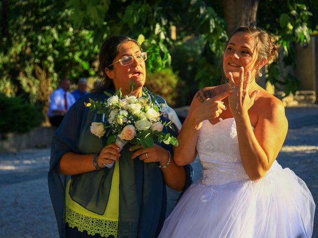 Le mariage de Benjamin et Jennifer à Gallargues le Montueux, Gard 171