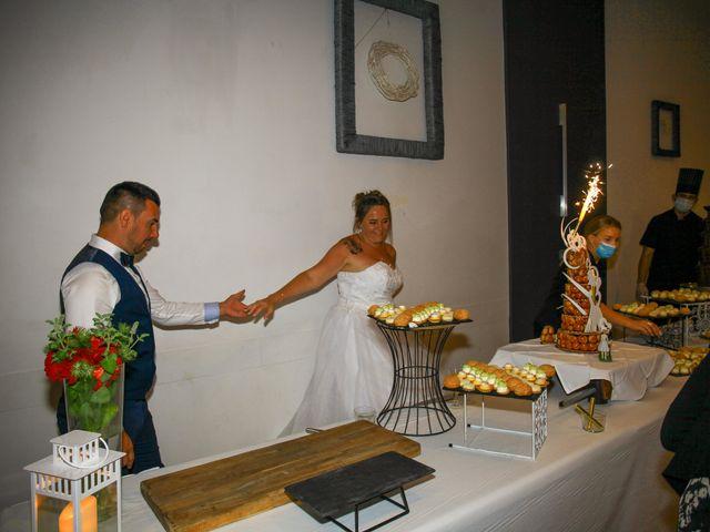 Le mariage de Benjamin et Jennifer à Gallargues le Montueux, Gard 178