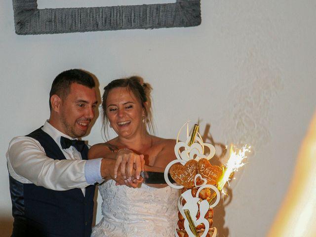 Le mariage de Benjamin et Jennifer à Gallargues le Montueux, Gard 179