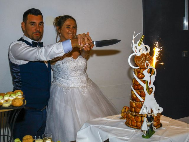 Le mariage de Benjamin et Jennifer à Gallargues le Montueux, Gard 180