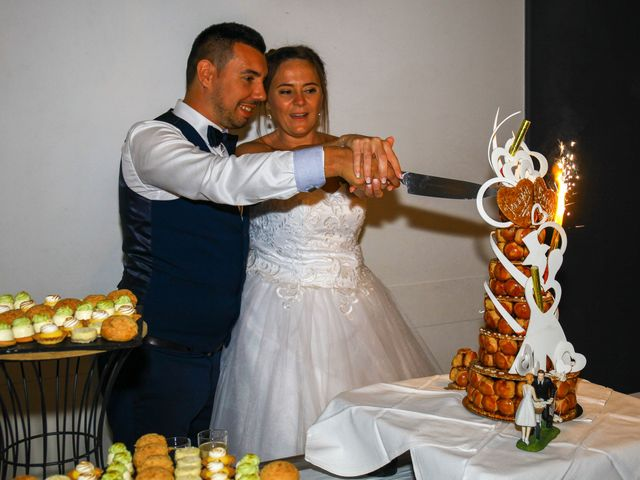 Le mariage de Benjamin et Jennifer à Gallargues le Montueux, Gard 181