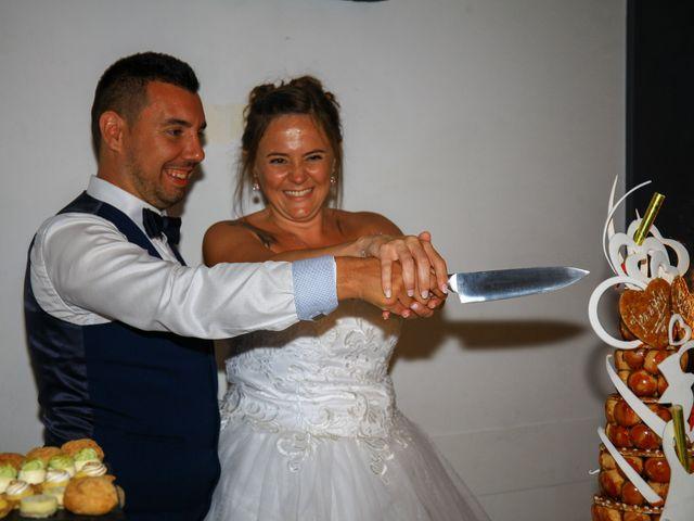 Le mariage de Benjamin et Jennifer à Gallargues le Montueux, Gard 182