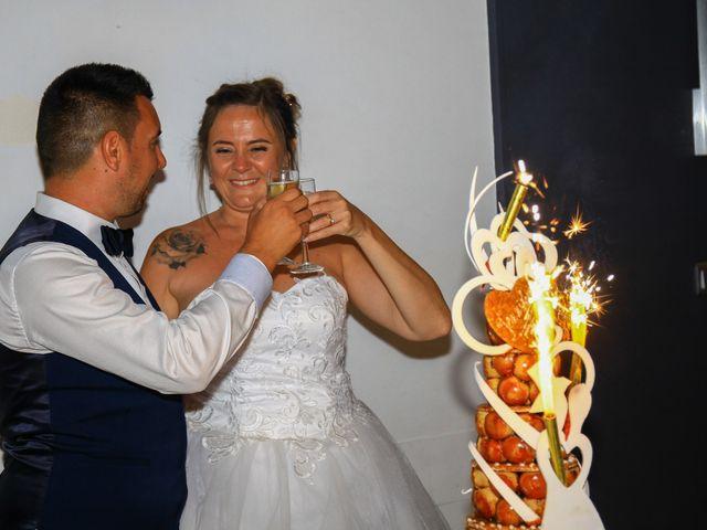 Le mariage de Benjamin et Jennifer à Gallargues le Montueux, Gard 184