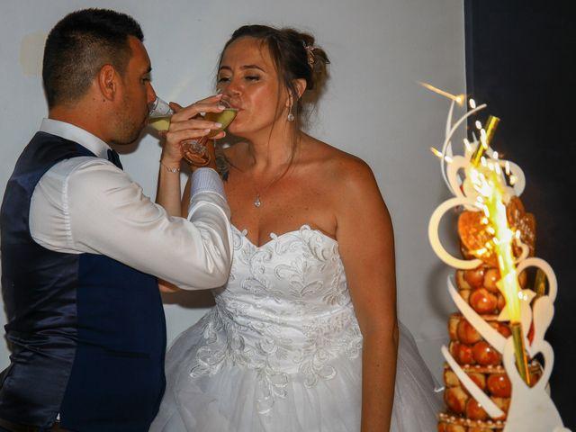 Le mariage de Benjamin et Jennifer à Gallargues le Montueux, Gard 185