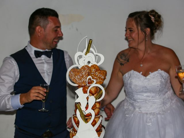 Le mariage de Benjamin et Jennifer à Gallargues le Montueux, Gard 192