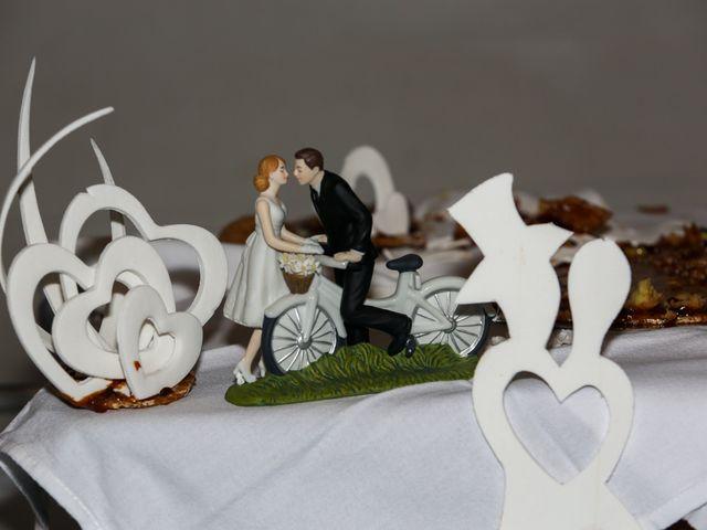 Le mariage de Benjamin et Jennifer à Gallargues le Montueux, Gard 204