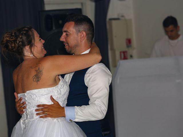 Le mariage de Benjamin et Jennifer à Gallargues le Montueux, Gard 214